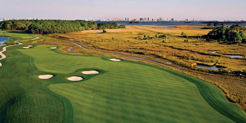Bayside Resort Golf Club Delaware golf packages