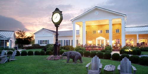 Bear Trap Dunes Golf Club Delaware golf packages