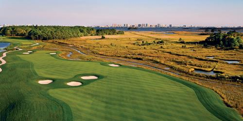 Bayside Resort Golf Club Delaware golf packages