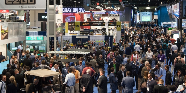 The Buzz From The 2016 PGA Golf Show