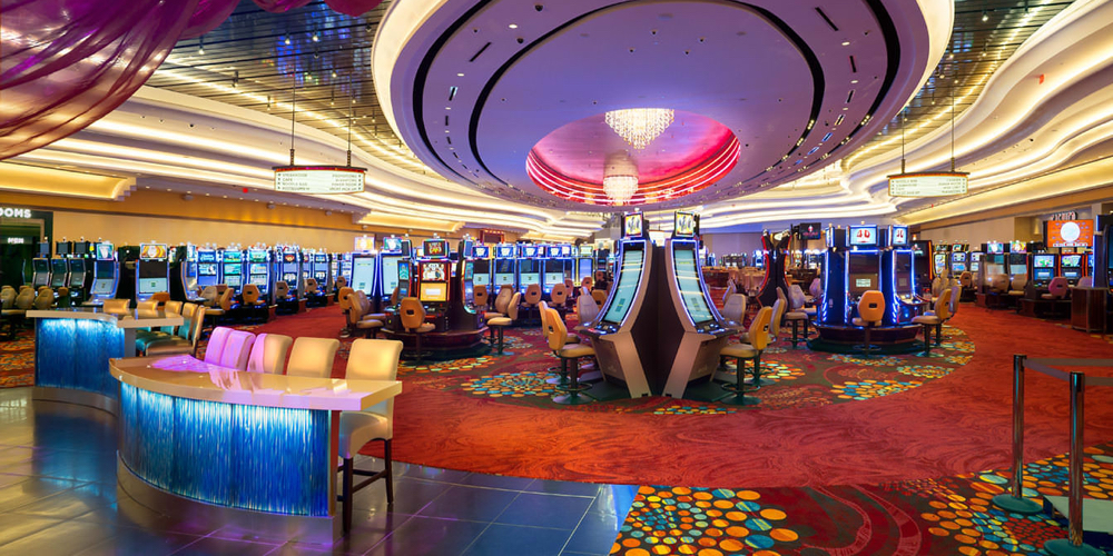 Scarlet Pearl Casino Resort on the Mississippi Gulf Coast is